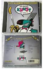 EAV ERSTE ALLGEMEINE VERUNSICHERUNG Nie wieder Kunst ... 1994 EMI CD TOP
