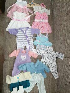 Puppen Bekleidung passend auch für Baby Born - TOP -!