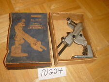 CRAFTSMAN TOOLS COLLECTIBLE UNUSED DRILL GRINDING ATTACHMENT No. 6677 IN BOX