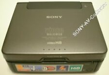 "Sony GV-A500 Hi8 Video8 8mm Video 8 Video Walkman 4"" LCD VCR Deck Player OBOX"