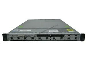 Cisco UCSC-C220-M3S UCS M3 Server w/ Dual AC Power, No HDD, Mem, CPU - TESTED