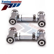 TCT Front Upper Camber Arm for Nissan 300ZX Z32 3.0L 90-96 Adjustable 2 Pieces