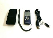 Olympus DS-50 | 275 Hours Digital Voice Recorder | w/ Case and Data Cable #5227