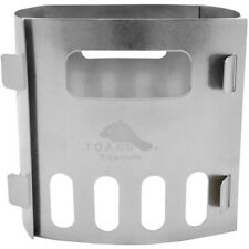 TOAKS Titanium Alcohol Stove Pot Stand FRM-02 - Outdoor Camping Camp