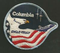 """SHUTTLE  COLUMBIA STS-2  ENGLE-TRULY  PATCH  3"""""""