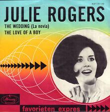 "JULIE ROGERS – The Wedding (La Novia) (1964 FAVORIETEN EXPRES SINGLE 7"")"