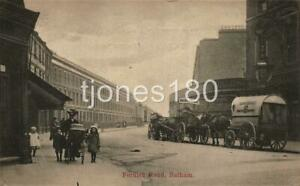 1906 BALHAM Fernlea Road LONDON  Postcard