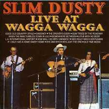 SLIM DUSTY Live At Wagga Wagga CD BRAND NEW