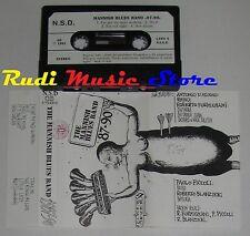 MC THE MANNISH BLUES BAND 87 90 1 STAMPA ITALY 1991 NSD 05 no cd lp dvd vhs