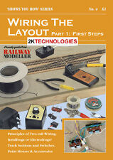 Peco SYH 4 Railway Modeller Book 16 pg Booklet Wiring The Layout Part 1 PLUSPost