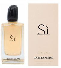 Armani Si By Giorgio Armani Women Spray Edp 3.4/100 ml New