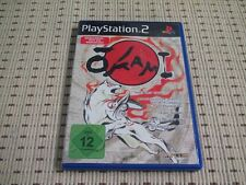 Okami para playstation 2 ps2 PS 2 * embalaje original *