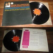 Duke Ellington Meets Coleman Hawkins LP ORG FRENCH PRESS IMPULSE BIEM Jazz 63'