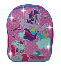 362b5868351e My Little Pony Backpack with LED Lights - My Little Pony Light Up School Bag