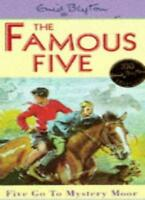 Five Go To Mystery Moor: Book 13 (Famous Five),Enid Blyton- 9780340681183