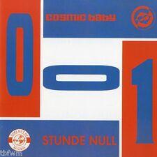 Cosmic Baby-heure zéro-CD Album'95-transe ambiante