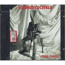 SERGIO CAPUTO - Egomusicocefalo - CD 1993 SIGILLATO SEALED