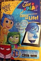 Disney Pixar Inside Out Color and Play  Coloring Book with Activities