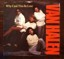 """Van Halen Why Can''T This Be Love Ps V 7"""" 45 Ex"""