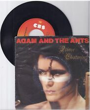 "Adam and the Ants, Prince Charming, A/VG  7"" Single 999-161"