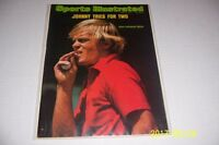 1974 Sports Illustrated THE US OPEN Johnny MILLER No Label HERE'S JOHNNY Champ