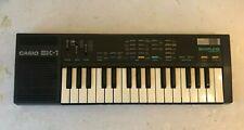Vintage CASIO SK-1 Sampling Keyboard 32 Keys Tested & Working