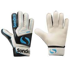Sondico Kids Boys Match Goalkeeper Gloves Football Training Size 4 BWT A321