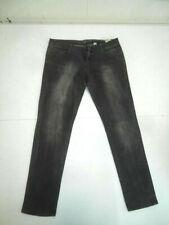 S. Oliver Tube Jeans Stretch Pantaloni Grigio Tg. 44 l34 SLIM OTTIMO STATO #7-20