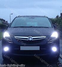 CREE LED T20 580 ZAFIRA TOURER DRL SIDELIGHT LED 7443 580 ✔CANBUS ERROR FREE