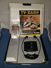 TV Ears Dual Digital Wireless Headset System