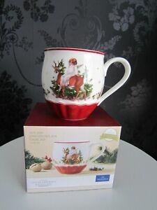VILLEROY & BOCH Annual Christmas Edition Mug - 2020