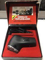Working Vintage Norelco Tripleheader Electric Speedrazor HP-1135 (B04)