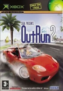 OUTRUN 2 II for Microsoft Xbox USA IMPORT