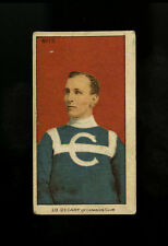 1910 1910-11 C56 IMPERIAL TOBACCO ITC HOCKEY CARD~#13~ED DECARY~CANADIENS~RC