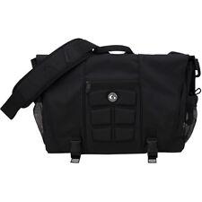 6 Pack Fitness Titan Meal Management Messenger Bag - Stealth