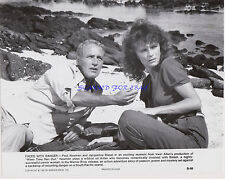 WHEN TIME RAN OUT THREE ORIG 8X10S PAUL NEWMAN JACQUELINE BISSET WILLIAM HOLDEN
