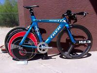 2007 Tour De France USPS Team Bike Matthew White Time Trial 55cm