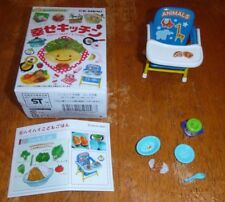 Re-ment  Mom's Happy Kitchen Baby Chair Original Box Dollhouse Miniatures
