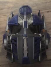 Hasbro Transformers Optimus Prime Talking Voice Changing Helmet Halloween Mask