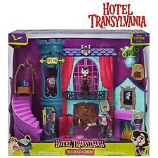 Hotel Transylvania The Grand Lobby Playset The Series Fantastic Moving Parts New