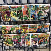 Green Lantern Volume 1: 125-134 144 152-154 157-159 161-162 Lot Vs Sinestro
