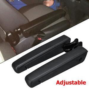 Right & Left Car Seat Armrest Arm Rest Handrest Adjustable Camper Van Boat Truck