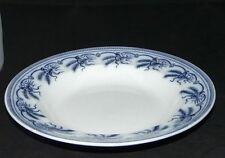 Villeroy und Boch V&B Mettlach Ingo blau Ähren Suppenteller 24 cm