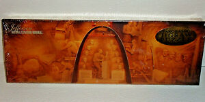 Panoramic Jigsaw Puzzle Jefferson Memorial St Louis Arch NEW Sealed 500 + Pcs