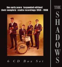 Early Years - Shadows (2013, CD NIEUW)6 DISC SET