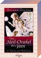 Das Heilorakel der Feen: 44 Karten mit Anleitung von Vir... | Buch | Zustand gut