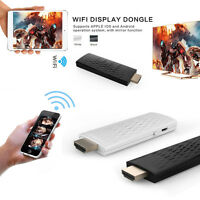 Wireless Transmission HDTV Media Share HDMI Display Receiver Adapter Dongle