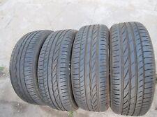 4x 195/55 R16 87v Neumáticos de verano Bridgestone TURANZA ER300 COMO NUEVO