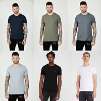AllSaints Mens Tonic Crew Neck Designer Fashion All Saints Cotton T shirt Tee