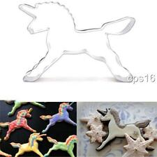 Unicorn Cookie Cutter...Fairy Bread...Biscuit...Birthday Party...Fondant...Sugar